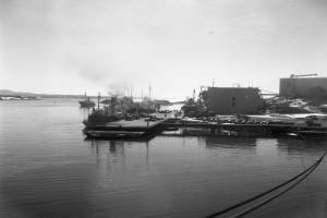 Bilde av Hvalbåter og kokerier til Thor Dahl