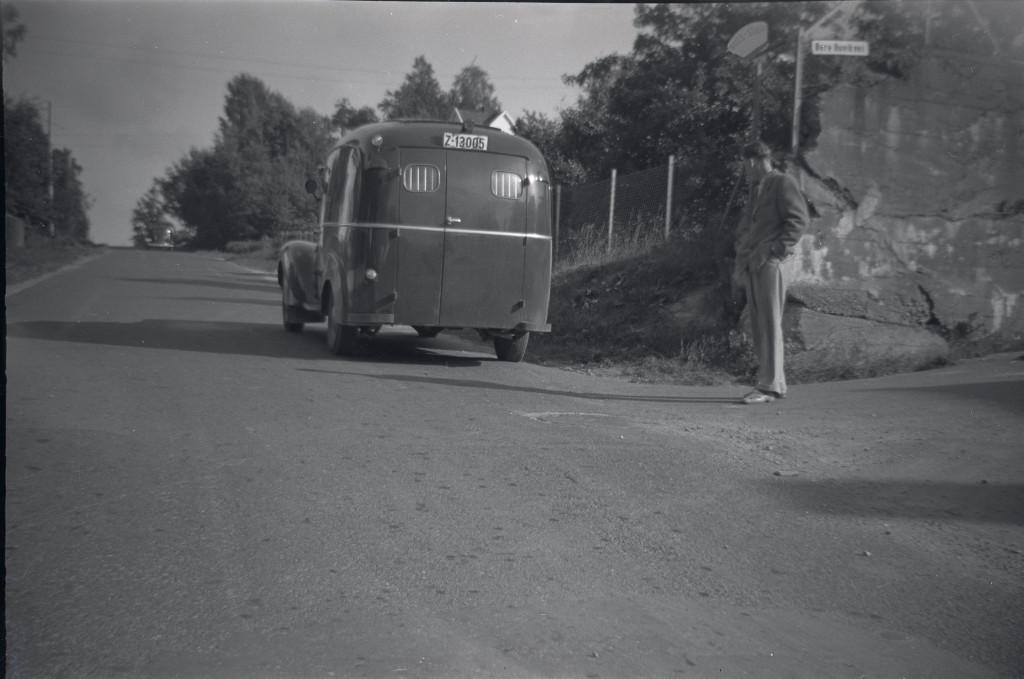 Bilde av Krysset Øvre Huvikvei /Vesterøyveien