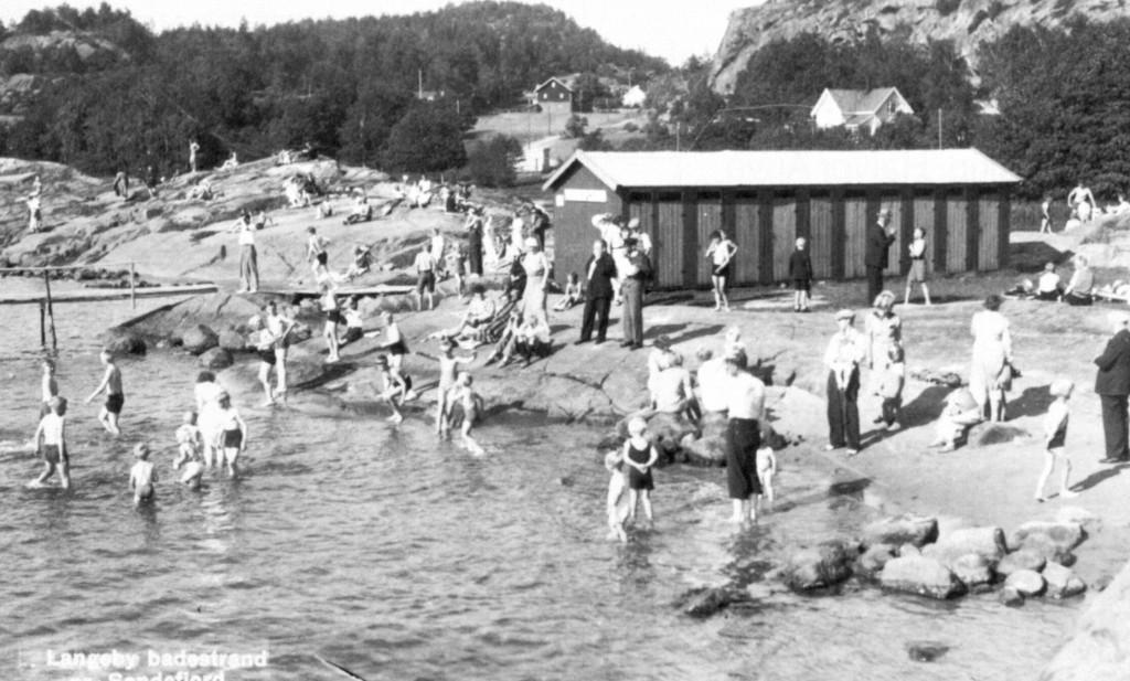 Bilde av Langeby Badestrand