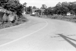 Bilde av Krysset Sjøbakkveien - Vesterøyveien - Mefjordveien.
