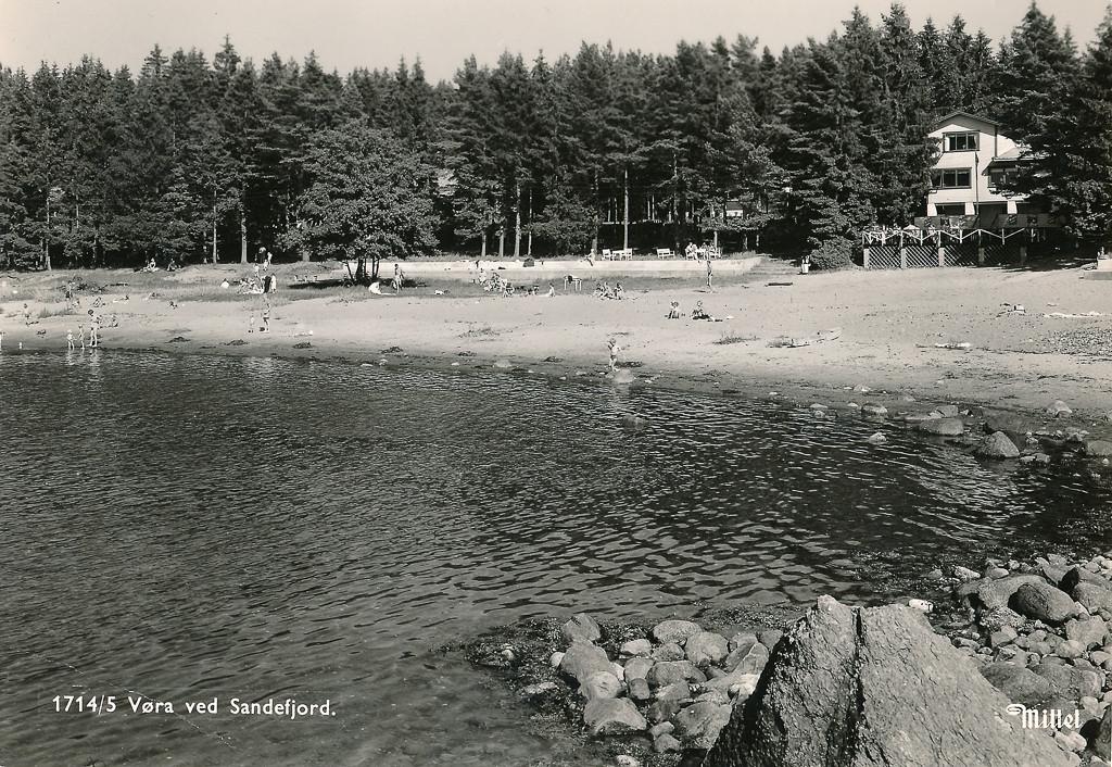 Bilde av Vøra badestrand/Vesterøyveien 391