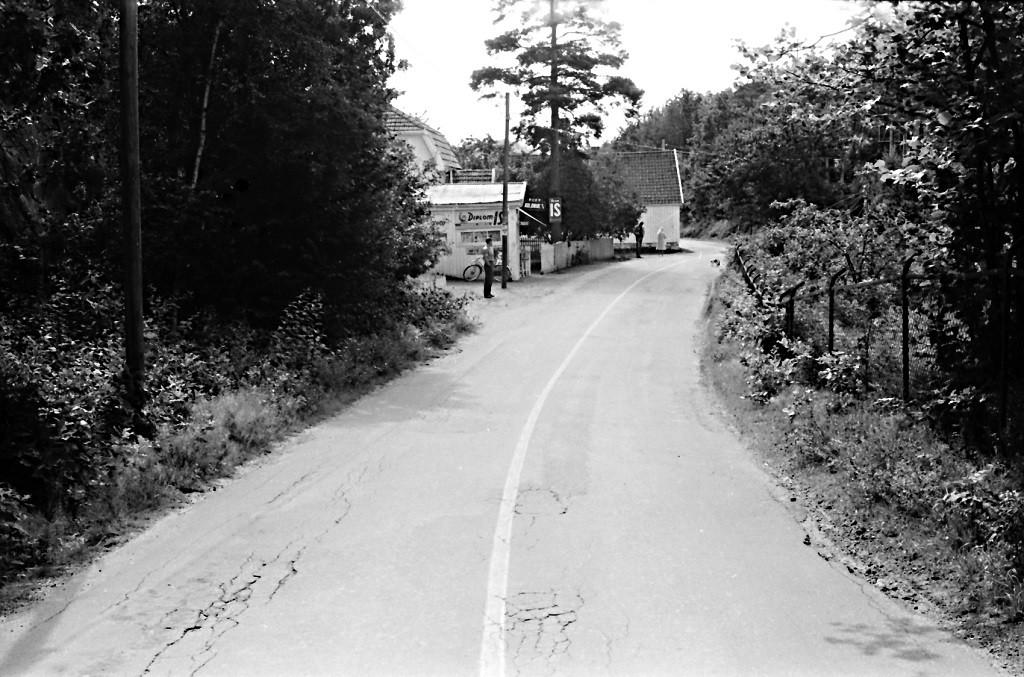 Bilde av Krysset Sjøbakkveien/Vesterøyveien/Mefjordveien