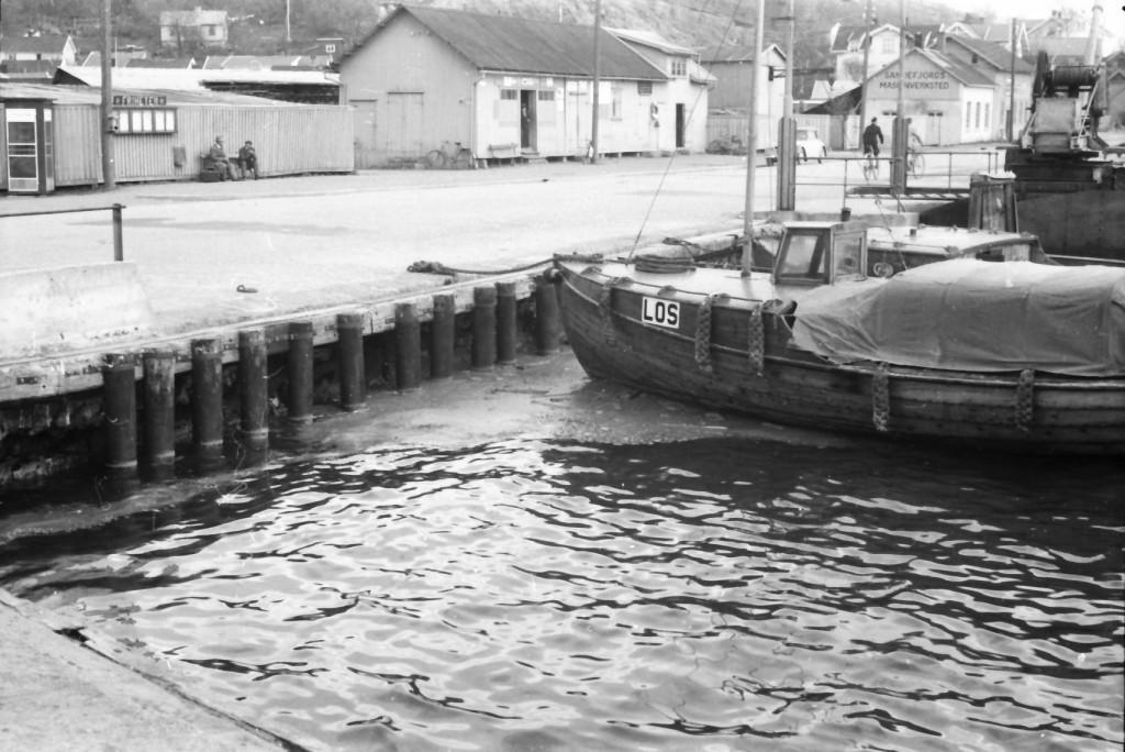 Bilde av 1953 - Brygga
