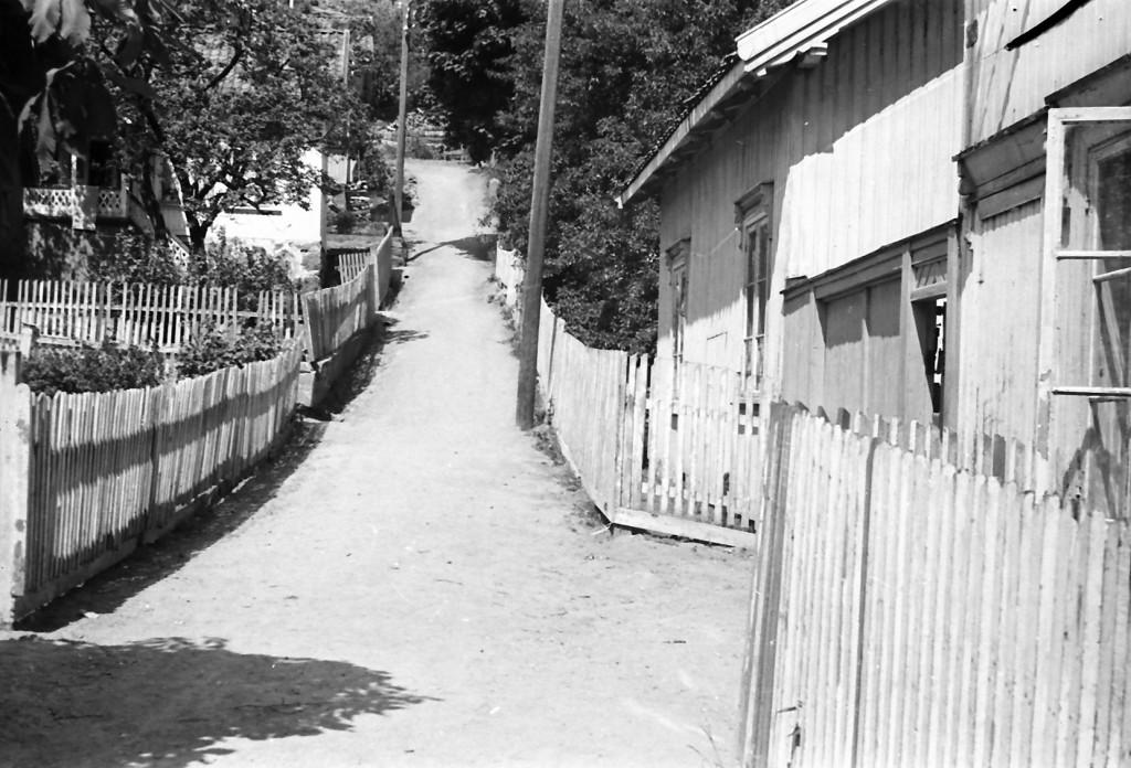 Bilde av 1947 - Klage på innkjørsel