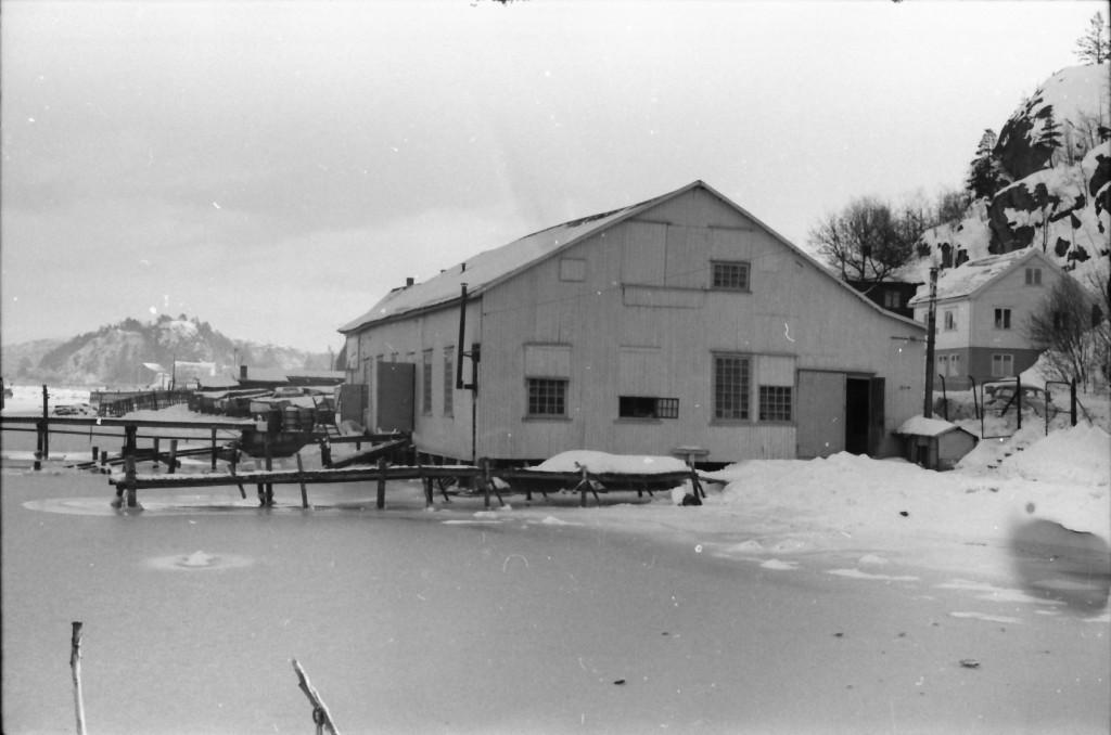 Bilde av 1962 Svennungsens båtbyggeri