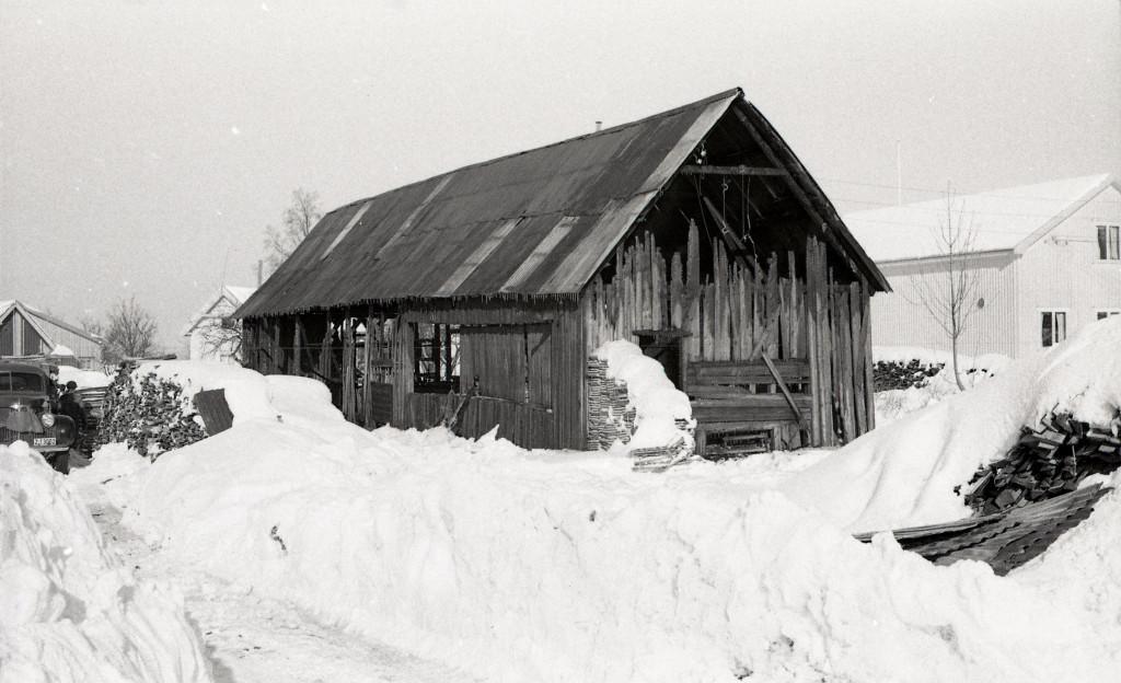 Bilde av 1960 Haukerød Sag