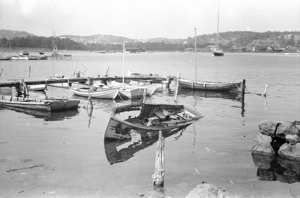 Bilde av 1948 Stub motorbåt