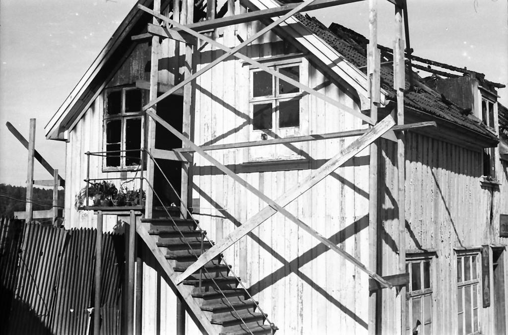 Bilde av 1947 Bergans bakeri på Framnes