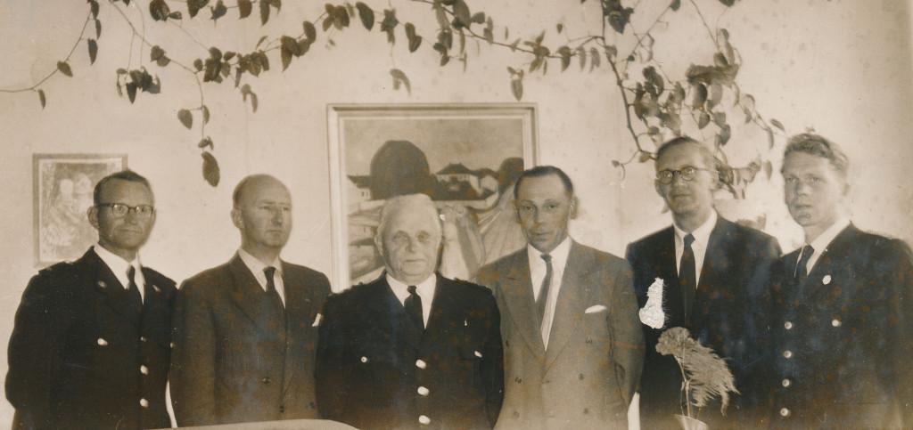 Bilde av Ledelsen i Brannvesenet