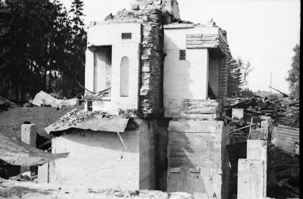 Bilde av 1950 Turisthotellet på Granholmen