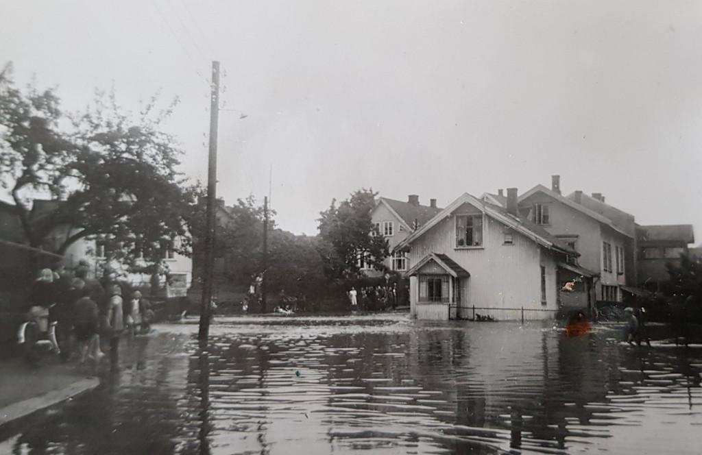 Bilde av Øverst i Prinsensgate