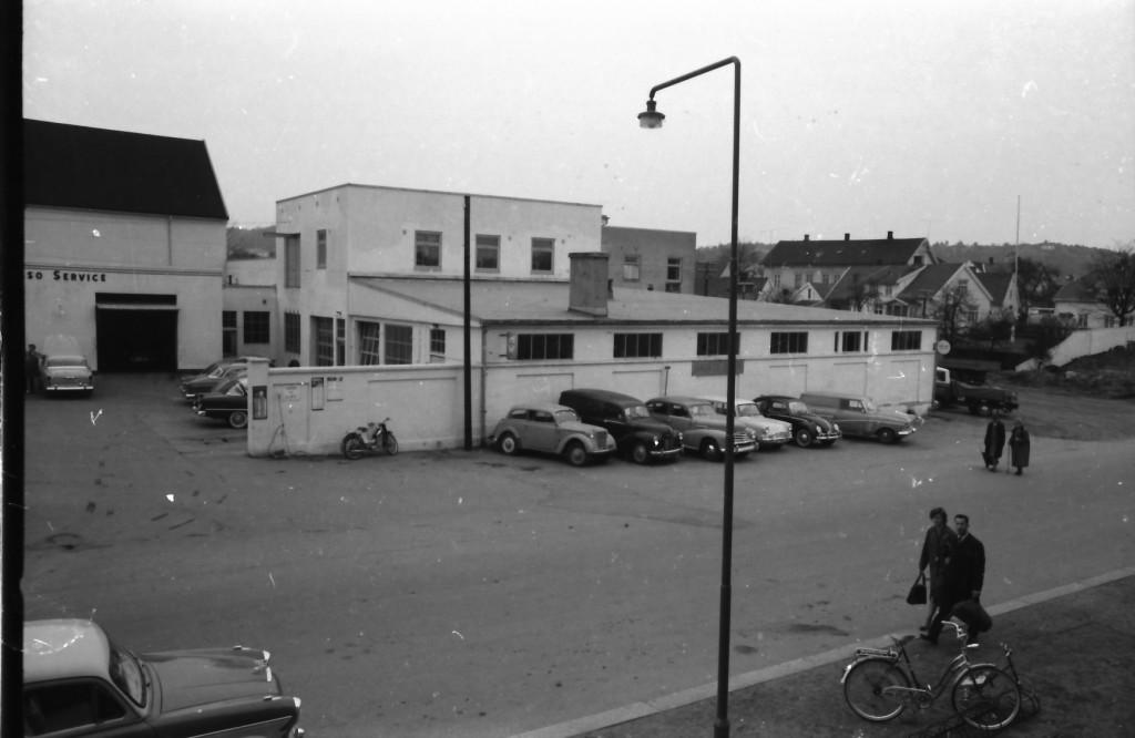 Bilde av 1964 - Hystadveien