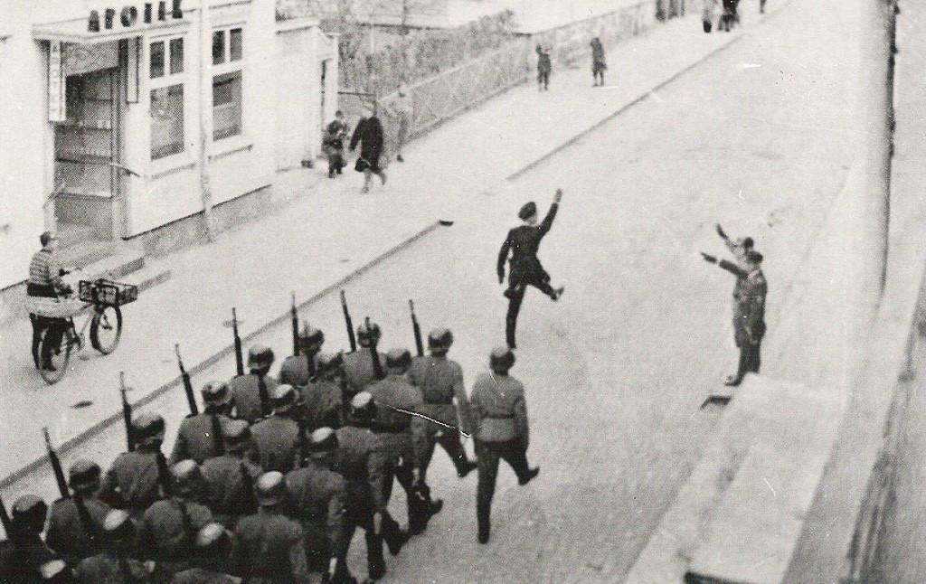 Bilde av 1940 - tyske soldater