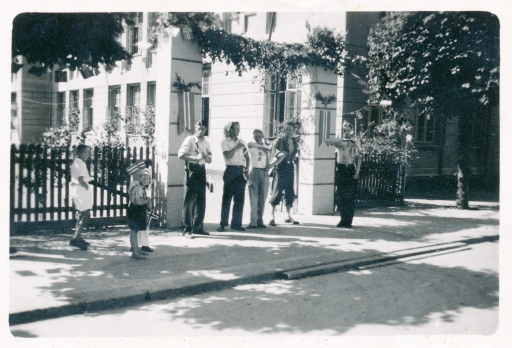Bilde av Byskolen fredsdagene