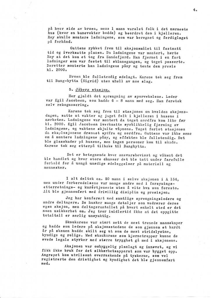 Bilde av Rapport fra Oddvar Midttun - side 4