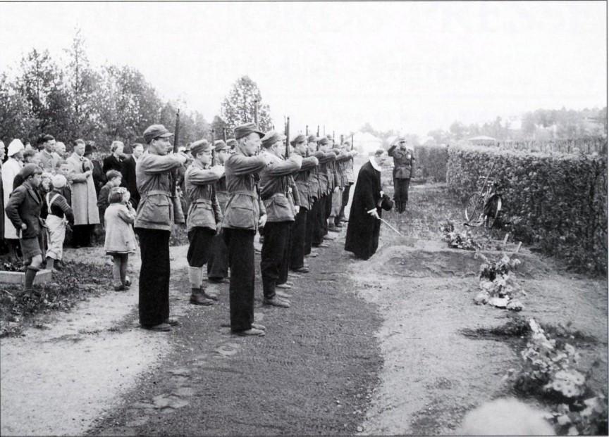 Bilde av Begravelse på Ekeberg