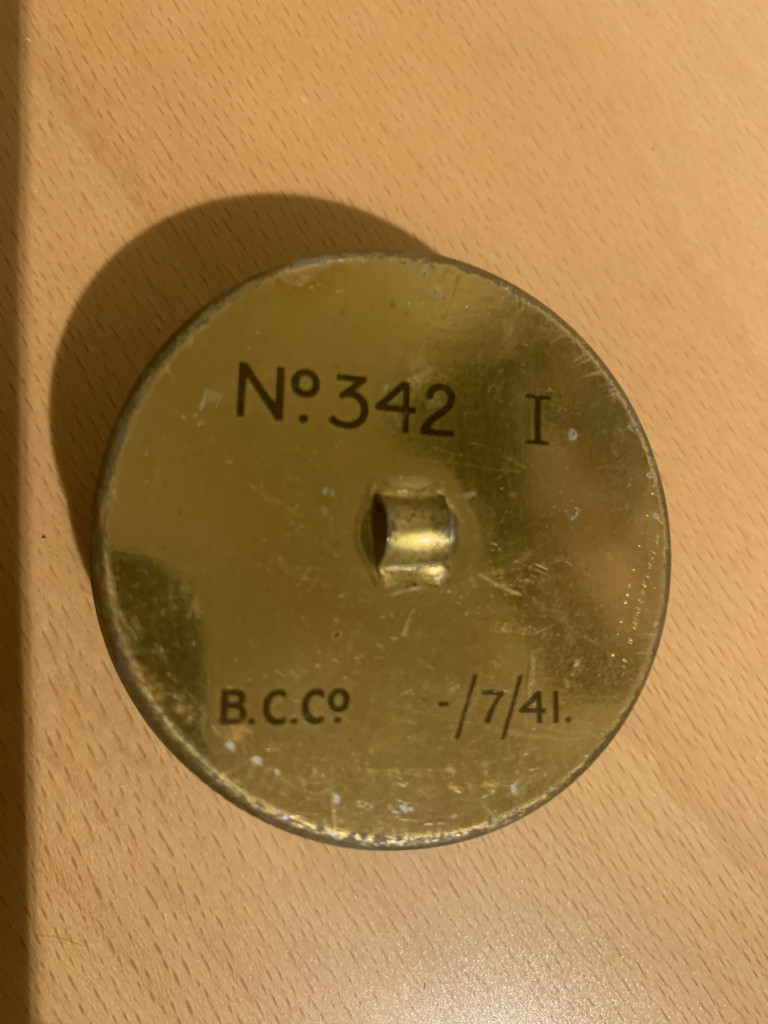 Bilde av Til gassmaske