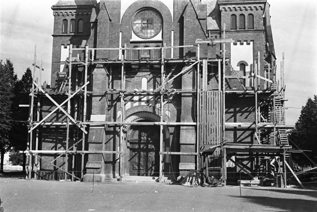 Bilde av 1954 - Sandefjord Kirke