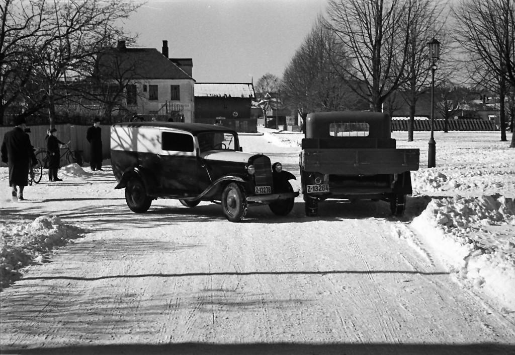 Bilde av 1946 -  Kirkegata / Stockfleths gate