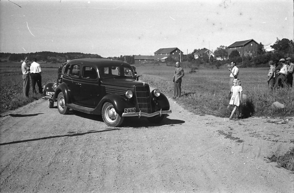 Bilde av 1947 - Hystadveien