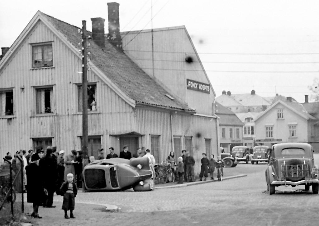 Bilde av 1945 - Thor Dahls gate/Skippergata