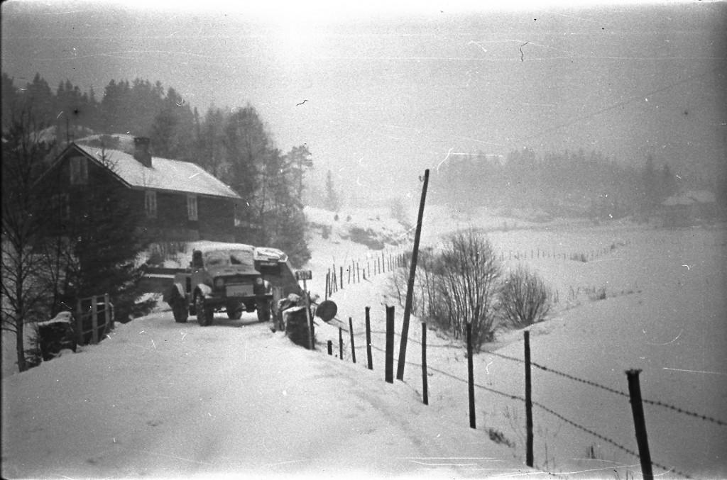Bilde av 1947 - Skjeggerød
