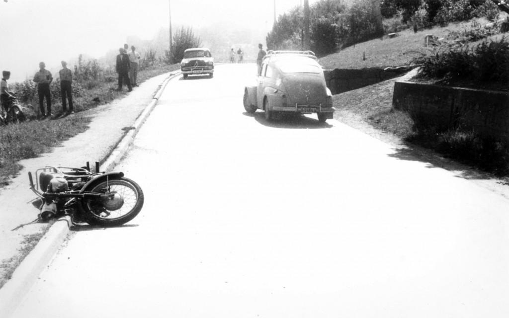 Bilde av 1960 ?? - Hystadveien