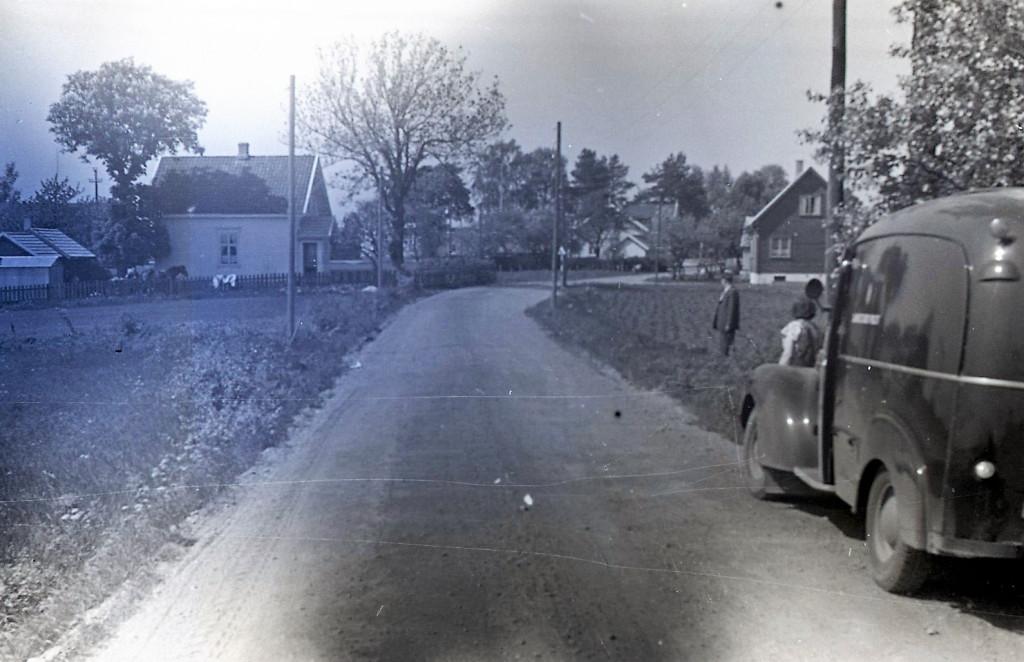 Bilde av 1954 - Haugtuftveien
