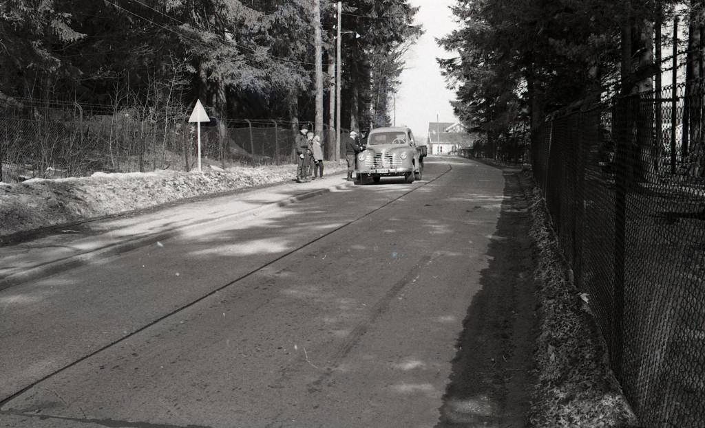 Bilde av 1960 - Hystadveien