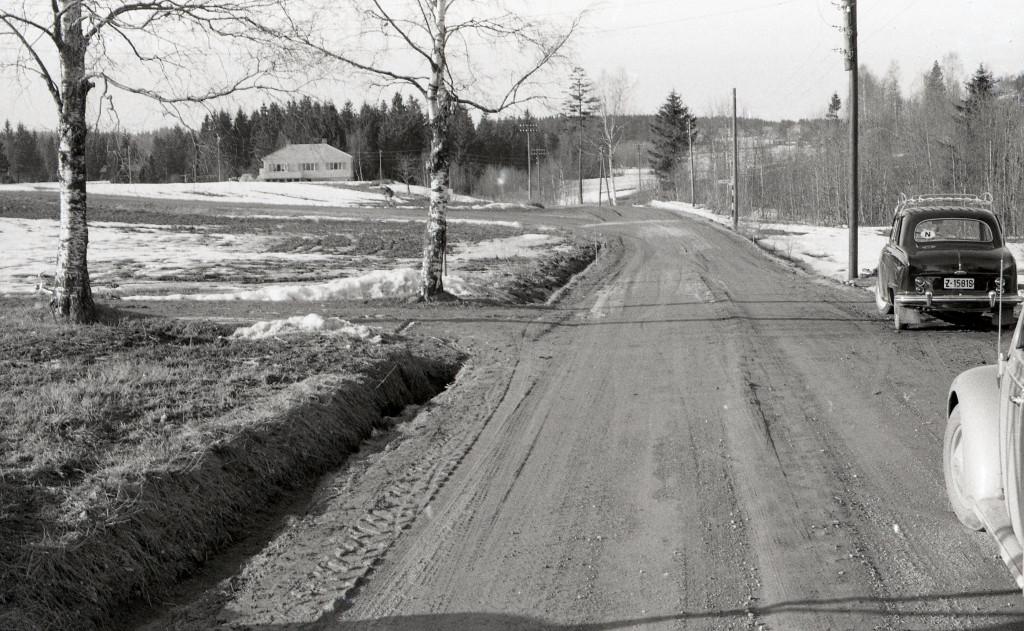 Bilde av 1960 - Hjertåsveien/Klinestadveien