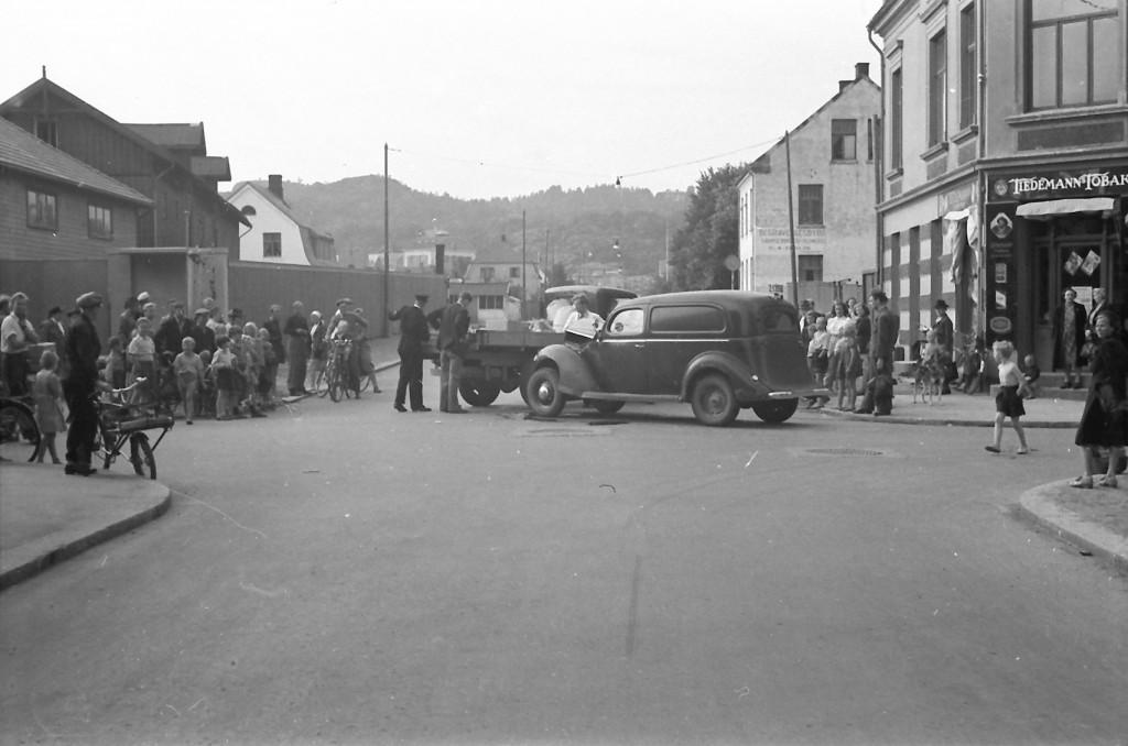 Bilde av 1947 - Dronningensgate/Kongens gate