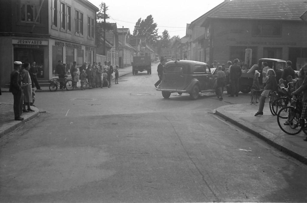 Bilde av 1947 - Dronningens gate/Kongens gate