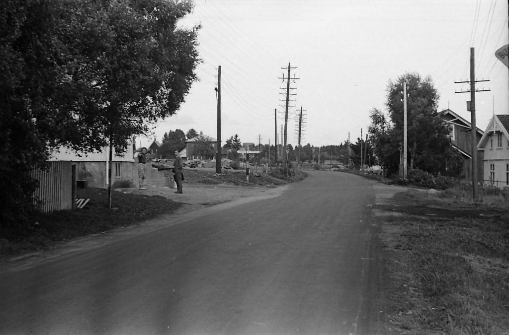 Bilde av 1946 - Raveien/Krokemoveien