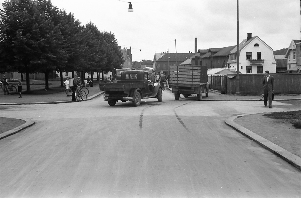 Bilde av 1946 - Dronningens gate/Landstads gate