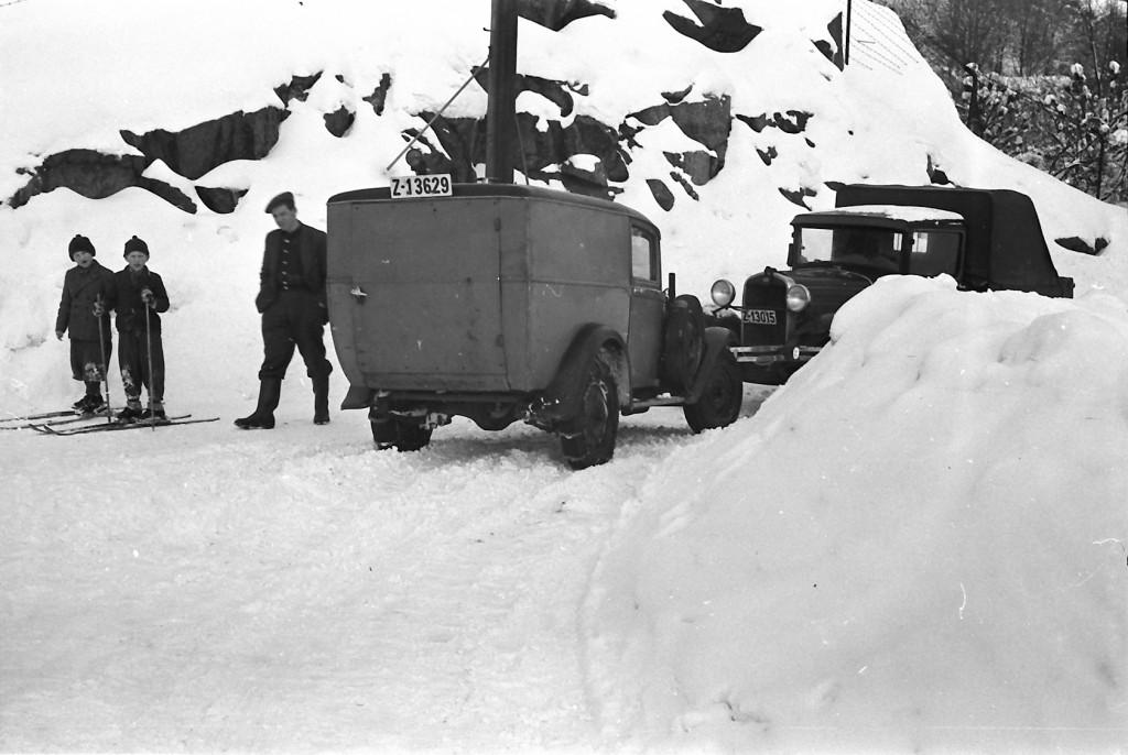 Bilde av 1948 - Moveien - Sandarveien