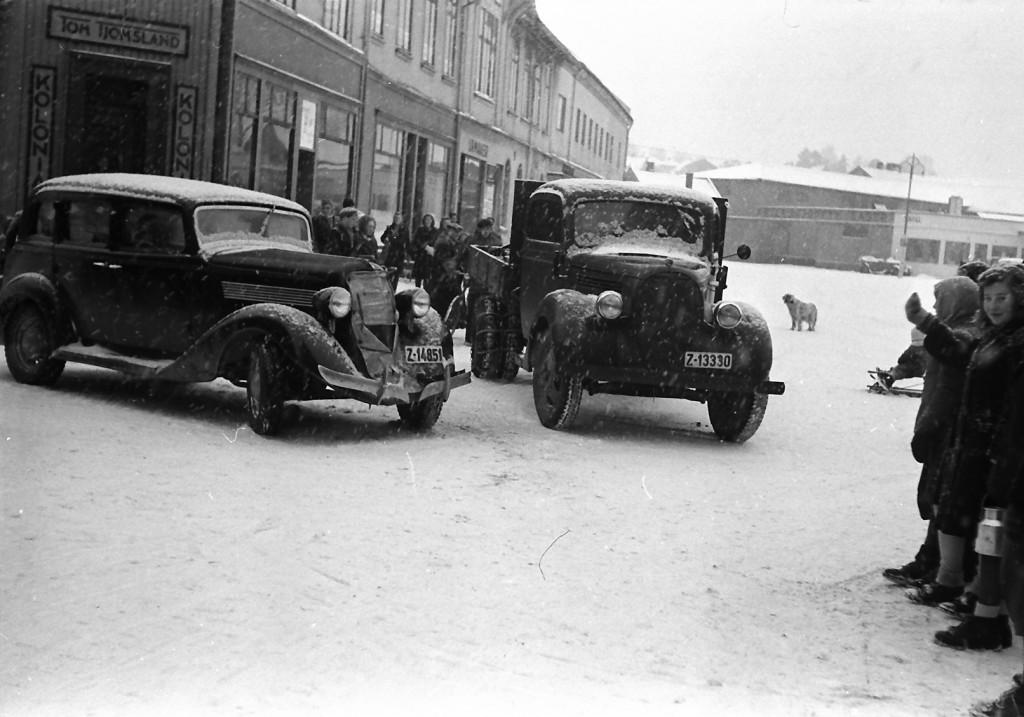 Bilde av 1947 - Aagaards plass