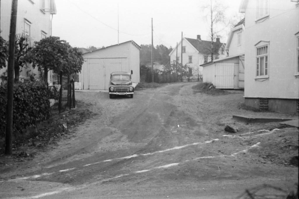 Bilde av 1952 - Framnesveien/Martin Larsens vei