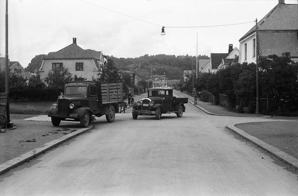 Bilde av 1946 Dronningens gate/Landstads gate