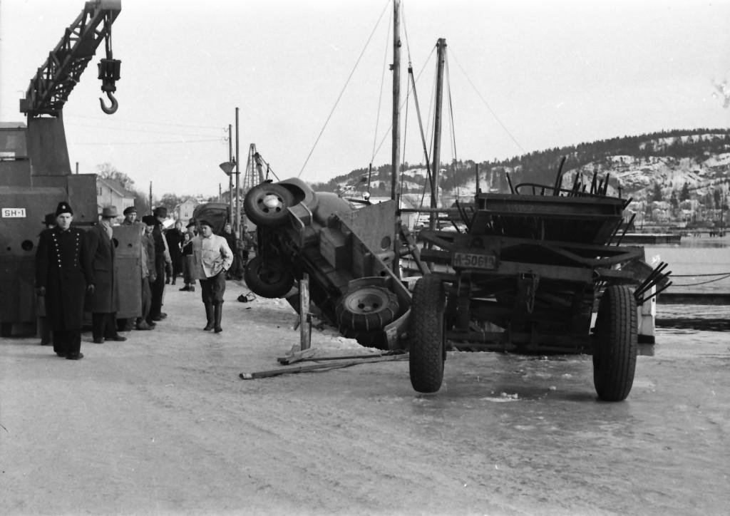 Bilde av 1952 - Brygga
