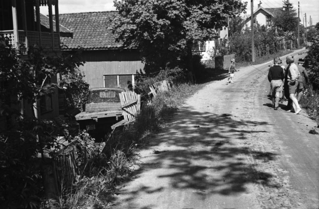 Bilde av 1949 - Haneholmveien