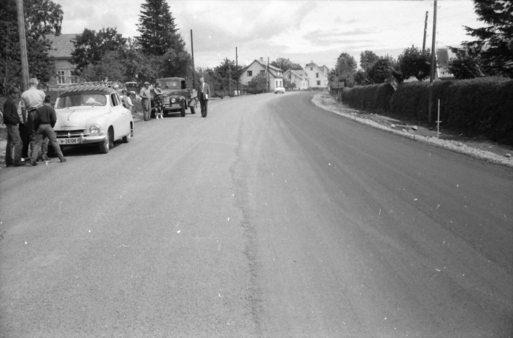 Bilde av 1962 - Raveien/Haukerød Skole