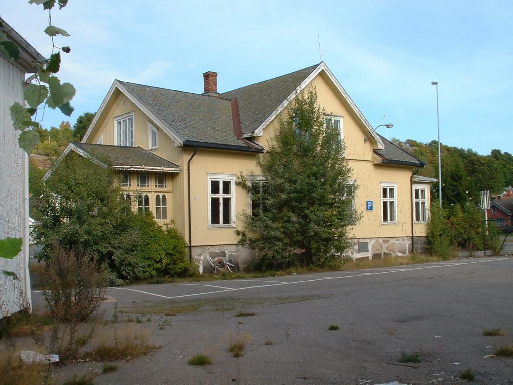 Bilde av Like før riving i 2003