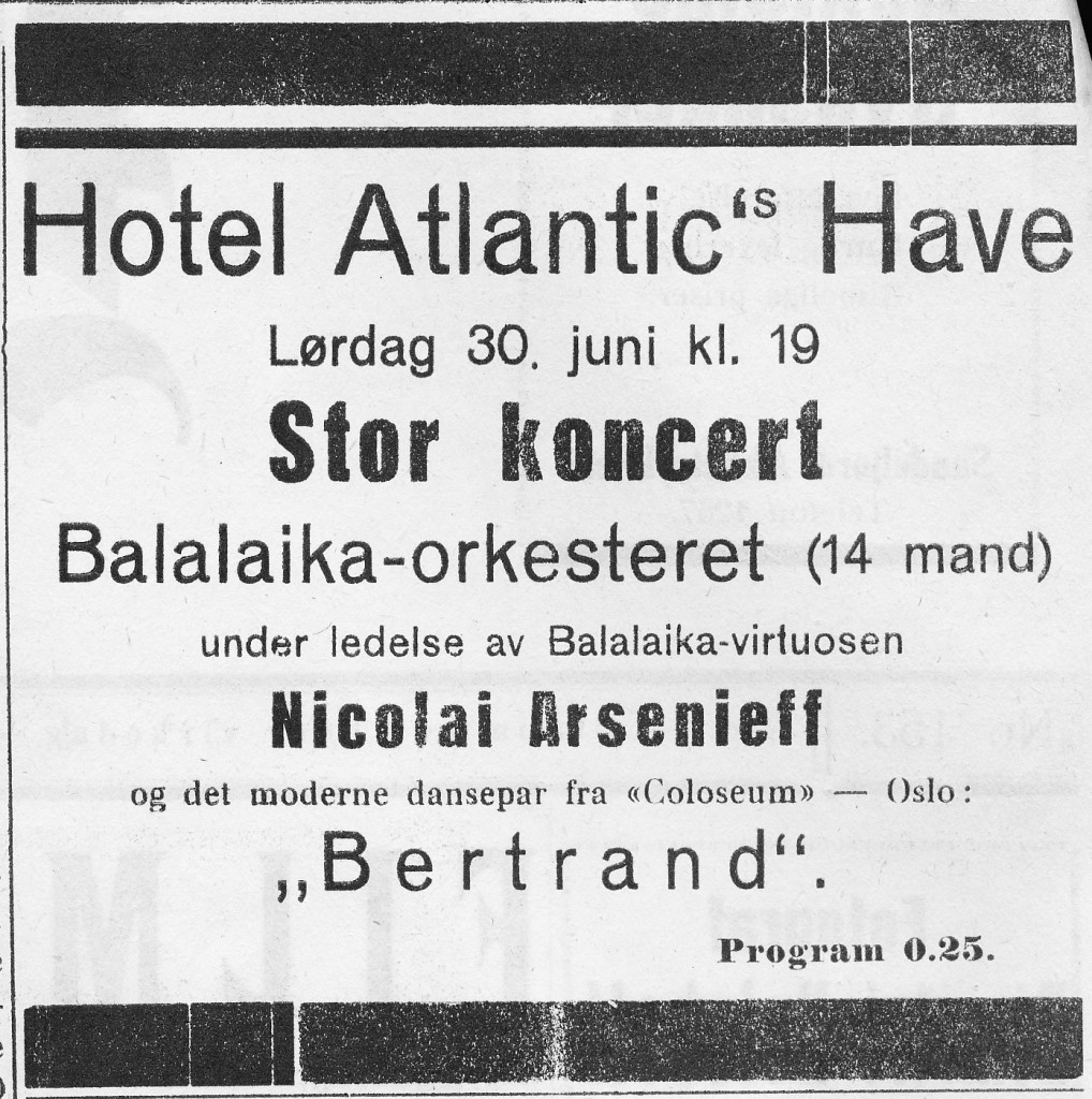 Bilde av Konsert i Tic-Haven