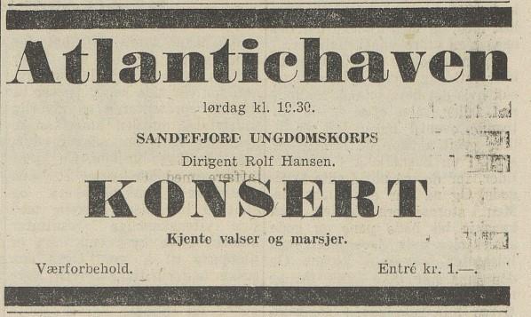 Bilde av Annonse - 1948