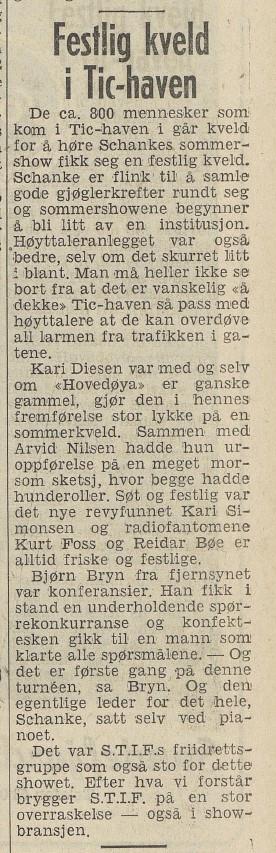 Bilde av Annonse - 1959
