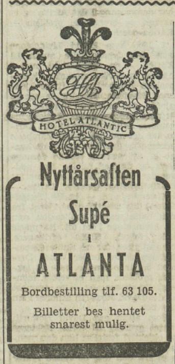 Bilde av Annonse - 1961