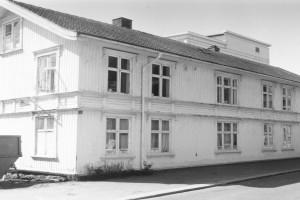 Bilde av Hvite Bånds Sjømannshjem