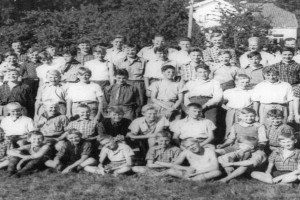 Bilde av Leirsted fra 1939