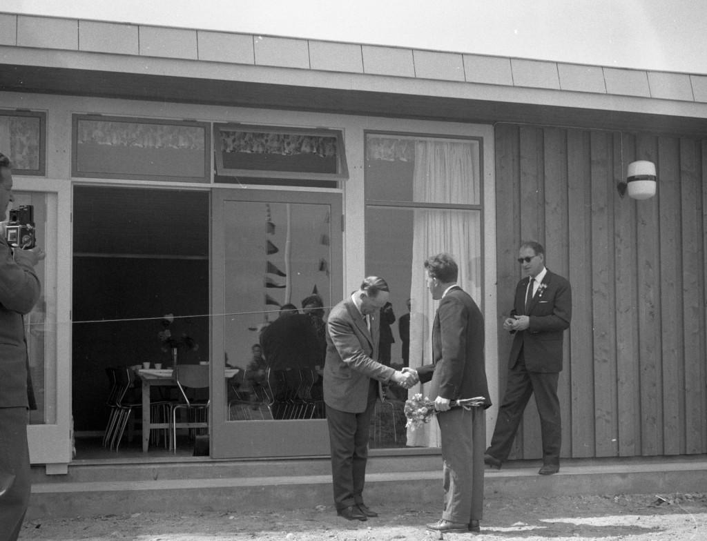 Bilde av Innvielsen Sandefjord Roklubbs anlegg