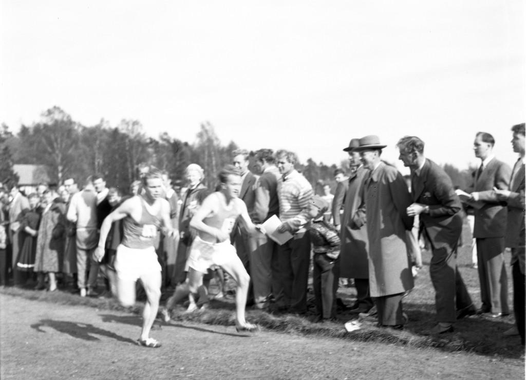 Bilde av Sandarstafetten 1956